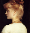 Leighton Lord Frederick Girl