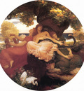 Leighton The Garden of the Hesperides