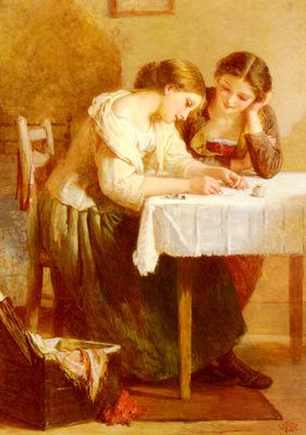 LeJeune Henry Love Letter