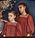 Lemmen Georges Les Deux soeurs Sun