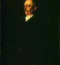 Lenbach Franz von Portrait of Otto von Bismarck