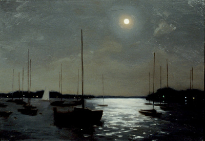 Moonlight Sail