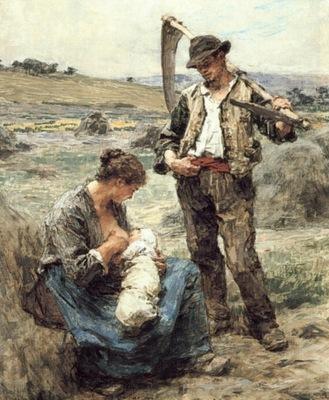 Maternite ou LHeureuse Famille