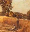 Lhermitte Leon Augustin The Harvesters