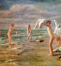 Liebermann Max Swimming boys Sun