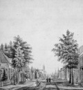 Lieman Arie Village street Sun