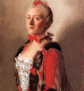 Liotard Jean Etienne Portrait of a lady at the court Sun
