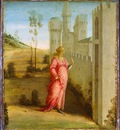 Lippi,F  Esther at the Palace Gate c  1475 1480, 48,4x43,2x