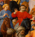 lippi the adoration of the magi, c  1445, tempera on panel