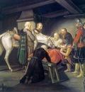am Leopold Loefler Death of Czarniecki