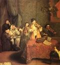 Concertino  1741  Venezia, Galleria dellAccademia