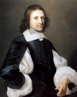 Loo van Jacob Portrait of a gentleman Sun