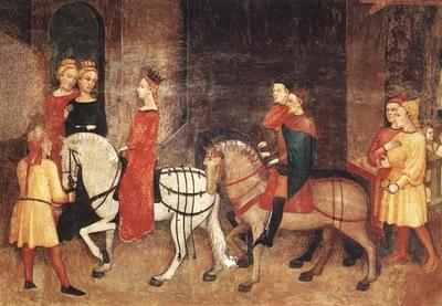 Lorenzetti,Ambrogio Effect of Good Government on the City Li