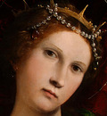 LOTTO SAINT CATHERINE, 1522, DETALJ 1, NGW