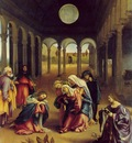 Lotto Christ taking leave of his mother, 1521, 126x99 cm, Ge