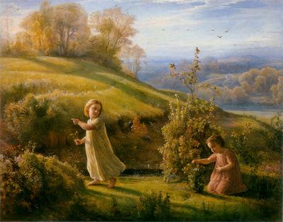 janmot louis le poeme de l ame 4 le printemps