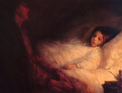Laura Muntz Lyall Mother and Child, De