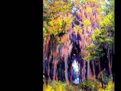 hanging moss john ottis adams 1914 fl art csg007