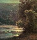 Adams John Ottis Moonlight on the Whitewater