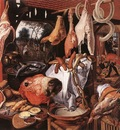 AERTSEN Pieter Butchers Stall