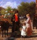 Agasse Jacques Laurent The Flower Seller