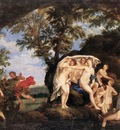 ALBANI Francesco Diana And Actaeon