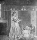 Alma Tadema Laura Fireside Fancies