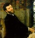 Portrait of the Singer George Henschel
