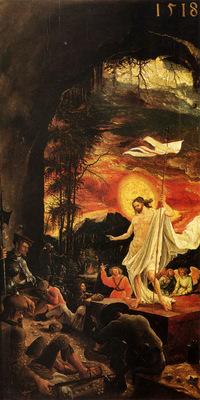 Altdorfer Albrecht Resurrection Of Christ