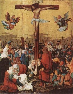 altdorfer cristo sulla croce