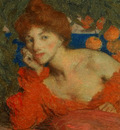 Edmond Aman Jean Sous les Orangers