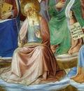 Fra Angelico Chapel of San Brizio, 1447, Detalj 1, Orvieto