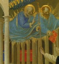 Fra Angelico Coronation of the Virgin Altarpiece from San Do