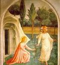 Fra Angelico Noli me tangere, 1440 41, Fresk, 180x146 cm, Ce