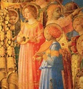 Fra Giovanni Da F Angelico The Coronation of the Virgin de