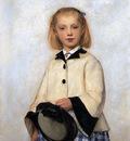Anker Albert The artists daughter Sun