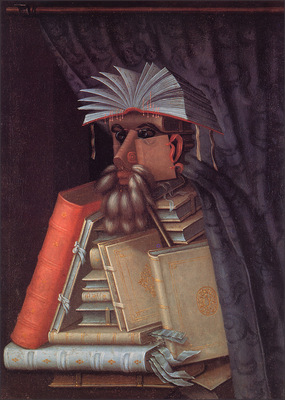 bs ahp Giuseppe Arcimboldo The Librarian