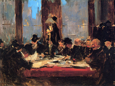 Arntzenius Floris Cafe Riche Sun
