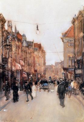 Arntzenius Floris Street In Den Haag Sun