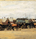 Arntzenius Floris Coaches In Scheveningen Sun