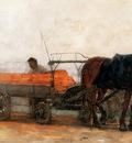 Arntzenius Floris Horse And Carriage Sun