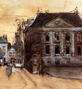 Arntzenius Floris Mauritshuis In Den Haag Sun