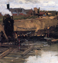 Arntzenius Floris Steam Machine In Building Well Sun