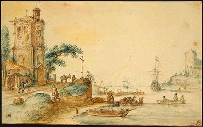 scene tower left