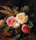 Backhuyzen Sande van de Geraldina Flower still life Sun