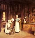 Bail Franck Antoine Two Milkmaids