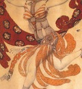 bakst cleopatre a dancer