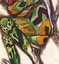 bakst sadko the green monster