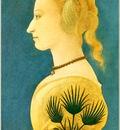 Republica SWD 008 Alesso Baldovinetti Lady in Yellow