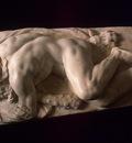 Bandinelli Baccio Sleeping Hercules